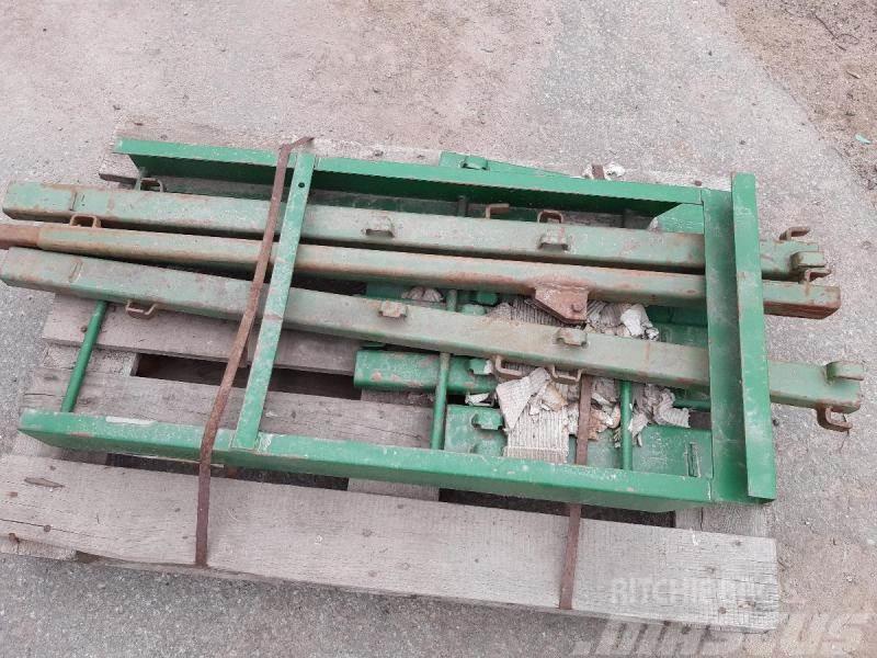 [Other] Stolpar mm kmavagn trejonvagn
