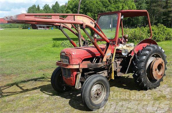 -traktor til salg, Pris: kr. 13.368, Årgang: 1957 - Brugte -traktor Brugte traktorer - Mascus ...