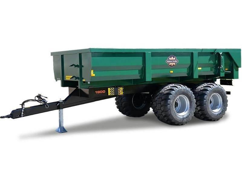 Palmse Dumper 6-19 ton