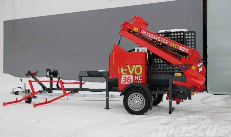 Pilkemaster Vedmaskin EVO 36