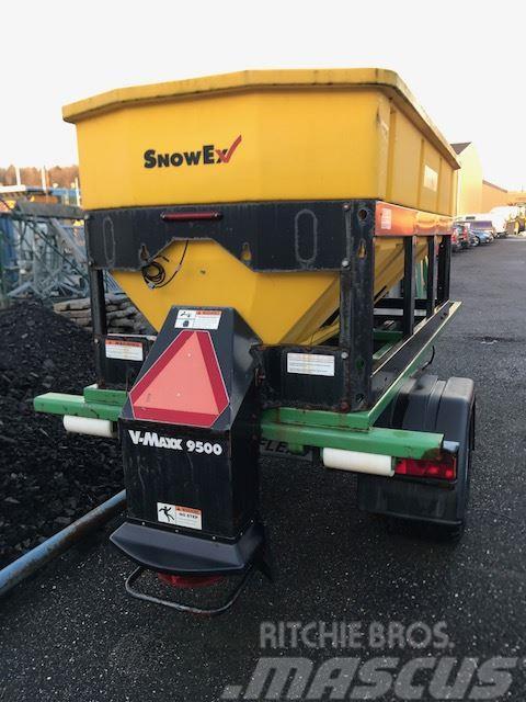 SnowEx 9500 TALLRIKSSPRIDARE