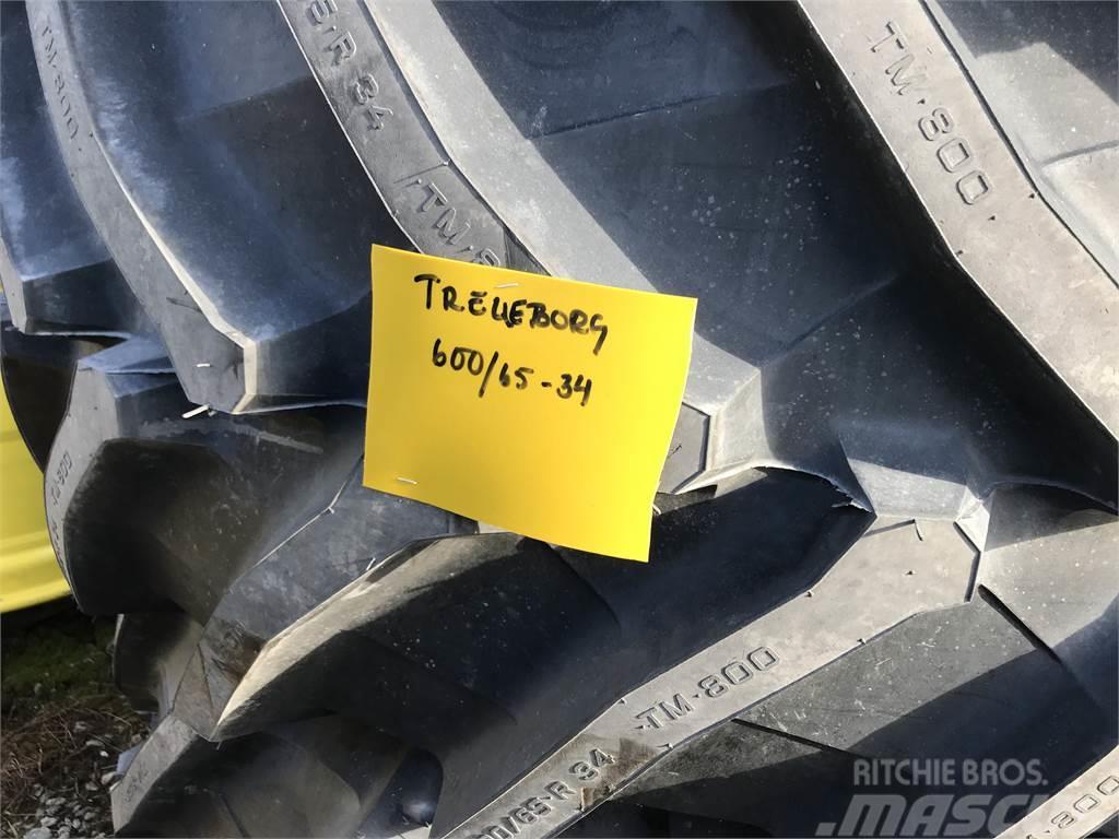 Trelleborg TM800 600/65X34 KOMPLETTA HJUL