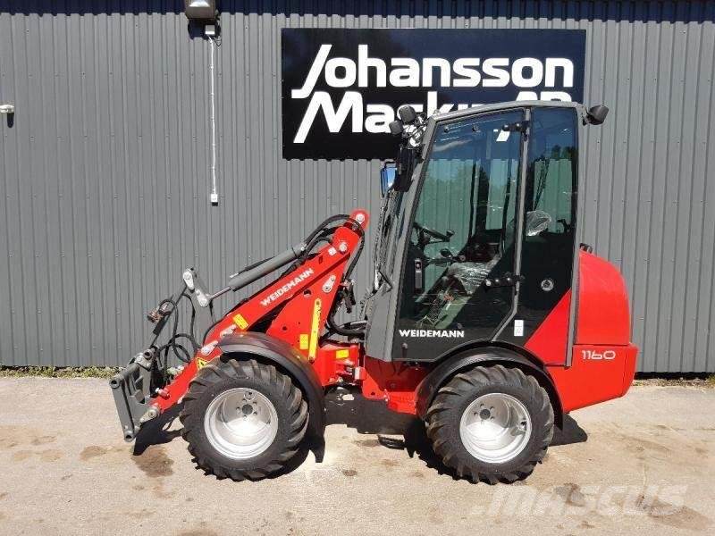 Weidemann 1160 Demo
