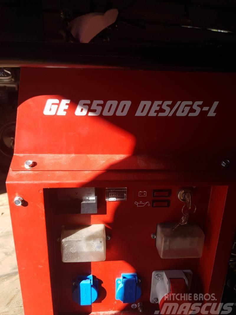 Yanmar MOSA GE 6500 DES/GS-L