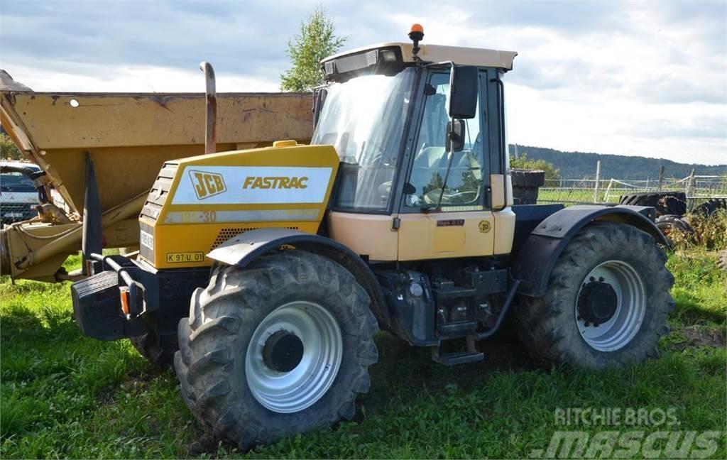 JCB Traktor Ciągnik JCB FASTRAC 185-30 Napęd 4x4 Moc 1