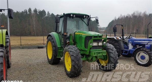 John Deere 6220 ciągnik rolniczy traktor 6620 6420 klima