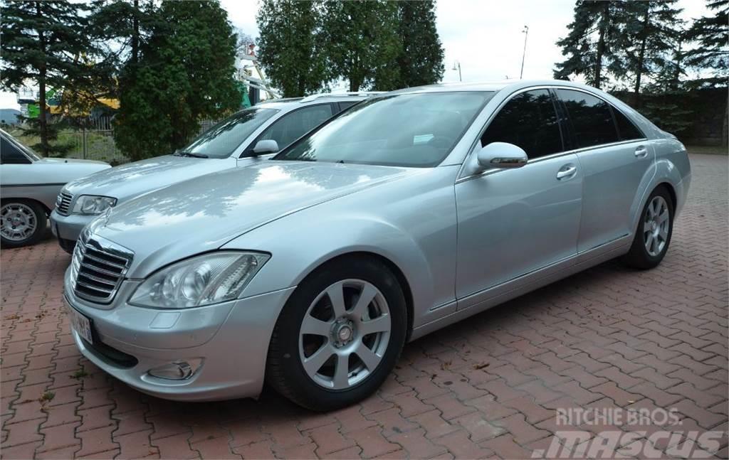 Mercedes-Benz Klasa S