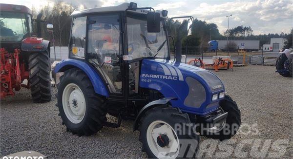 [Other] Farmtrack Farmtrac Farmtrak 555 dt ciągnik traktor