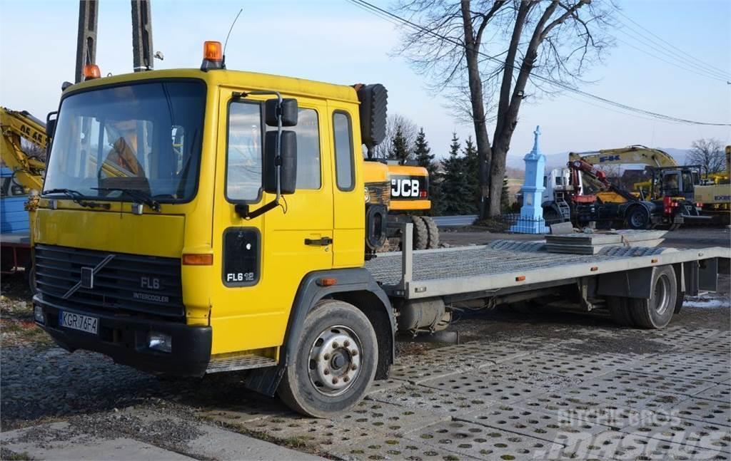 Volvo FL6 12 4x2 Pomoc Drogowa Laweta Specjalny