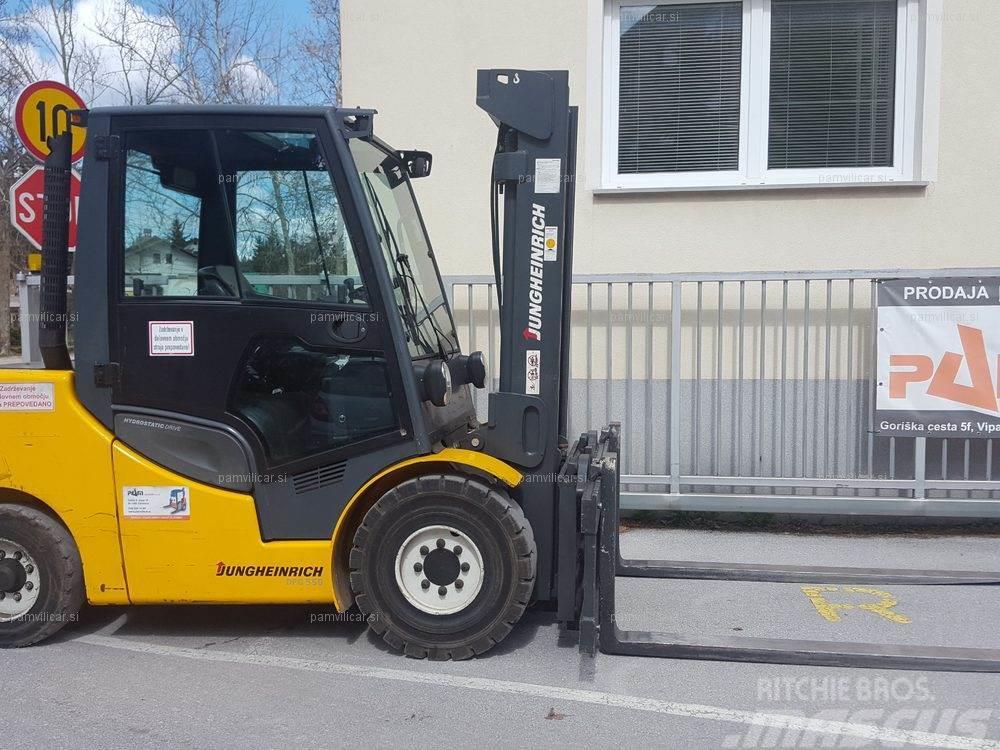 Jungheinrich DFG 550s GE115-350ZT