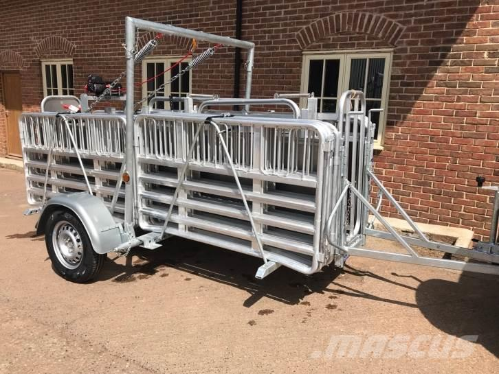 Alligator Pro250 mobile sheep yard