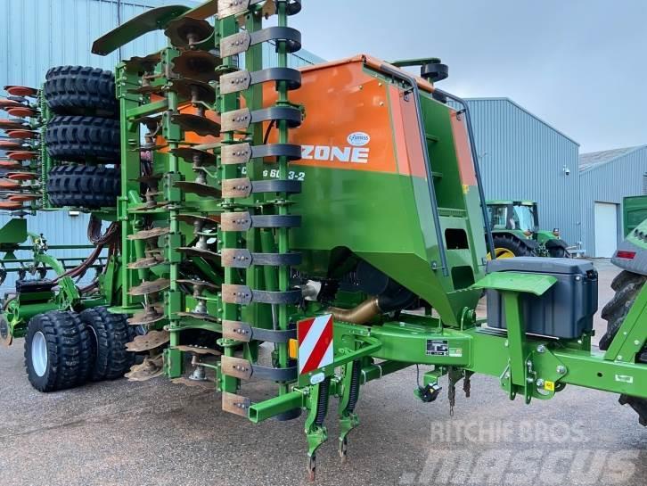Amazone Cirrus 6003-2 drill