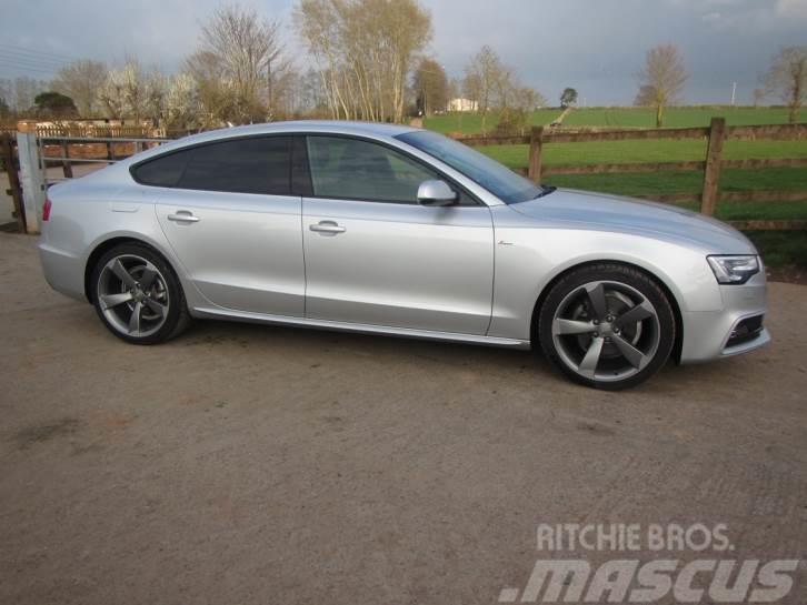 Audi A5 2.0 TDI 177bhp S-Line Black Edition