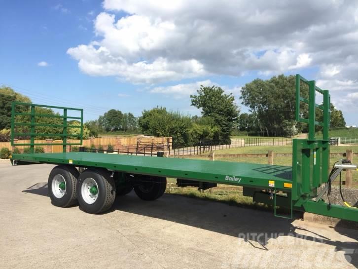 Bailey 10 Ton 26ft flat trailer