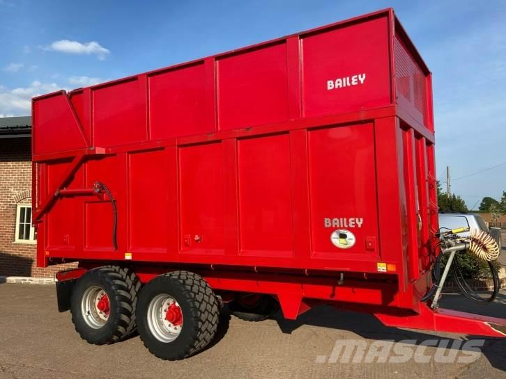 Bailey 12 Ton silage trailer
