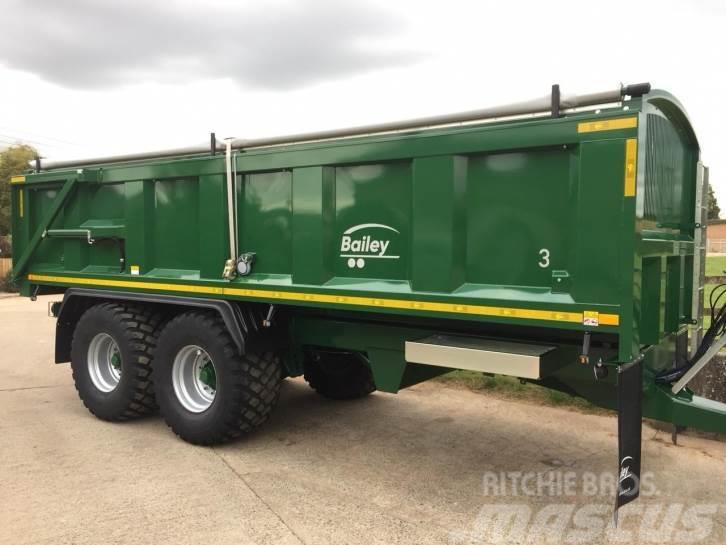 Bailey 14 ton Root trailer