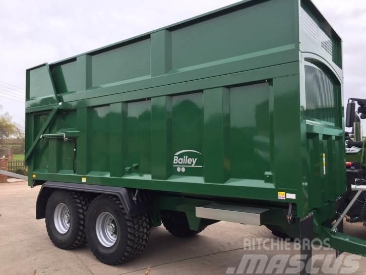 Bailey 15 ton TB trailer