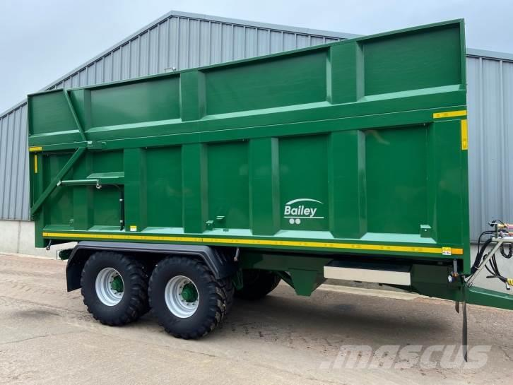 Bailey 16 ton TB trailer