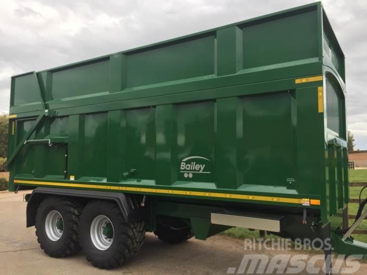 Bailey 16 ton TB trailer
