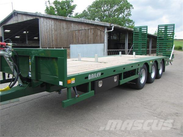 Bailey 20 Ton Low Loader trailer