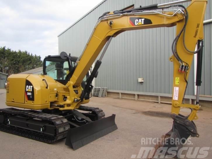 Caterpillar 308E2 CR excavator