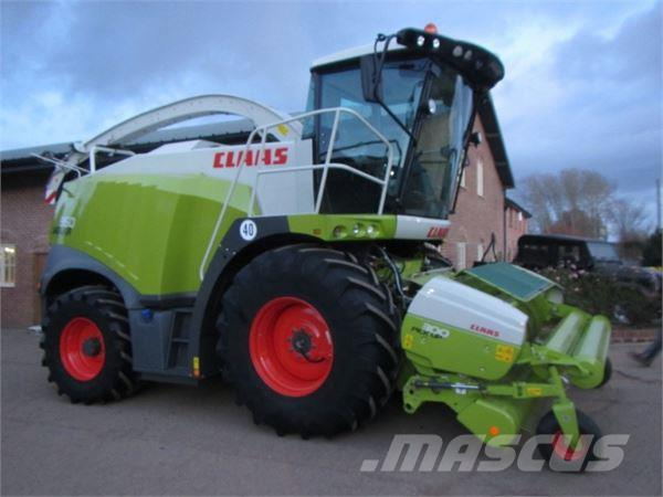 CLAAS 950 forager