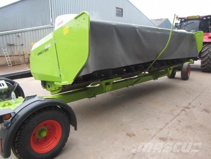 CLAAS Direct Disc 500P whole crop header