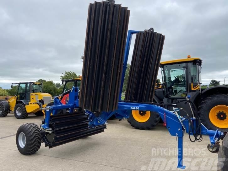 Dal-Bo Maxicut 600 rollers