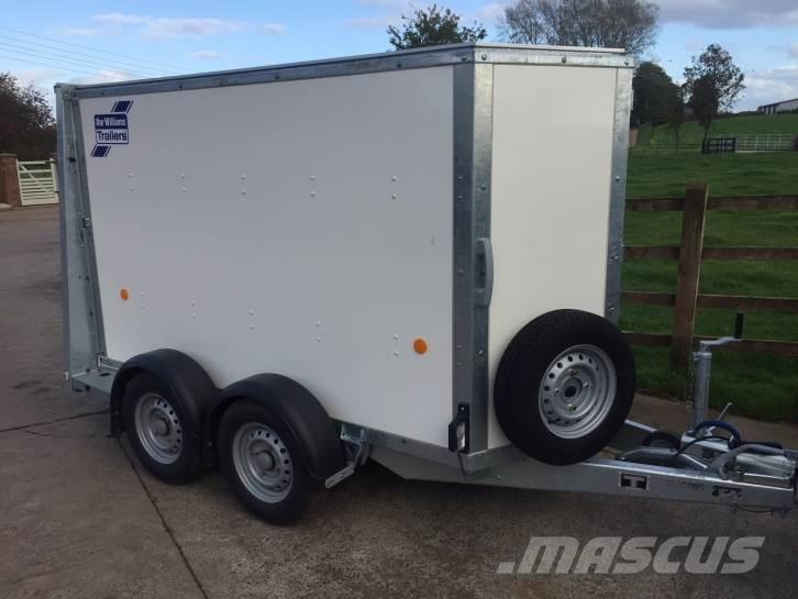 Ifor Williams BV84X5