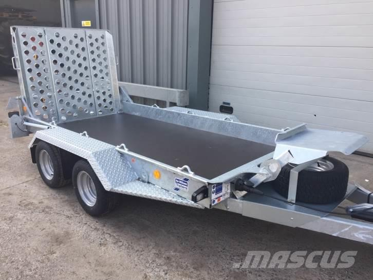 Ifor Williams GH 94 plant trailer