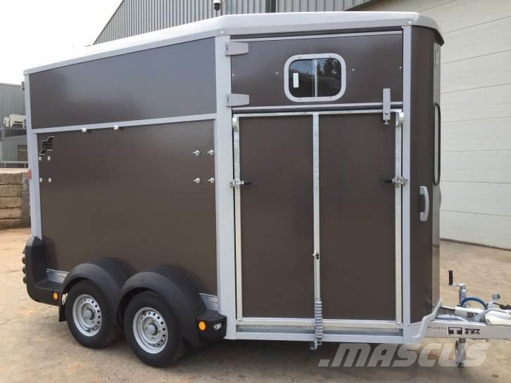 Ifor Williams HB 511 horse box