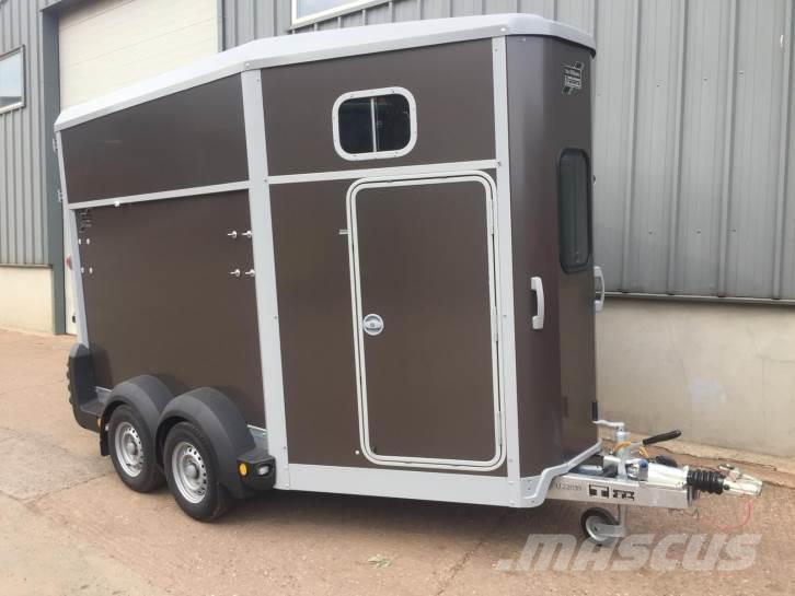 Ifor Williams HB511 trailer