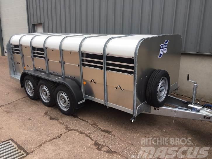 Ifor Williams TA510 trailer