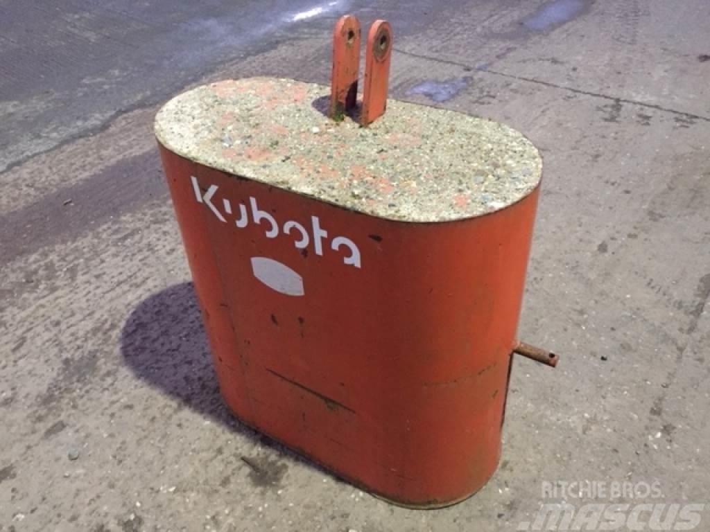Kubota 6830