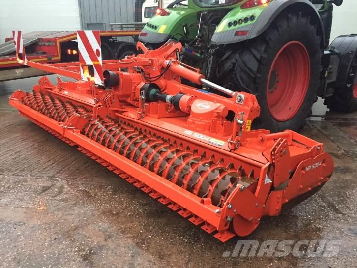 Kuhn HR5004 power harrow