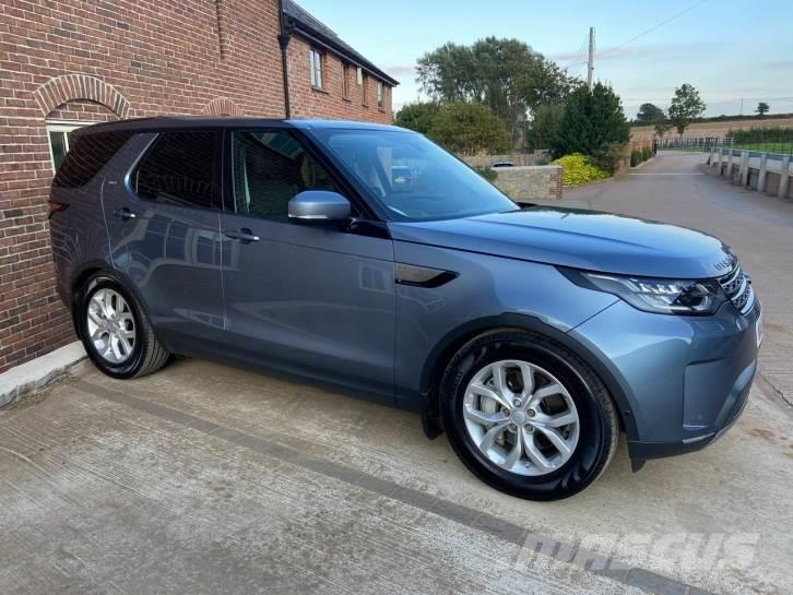 Land Rover Discovery Commercial TD6