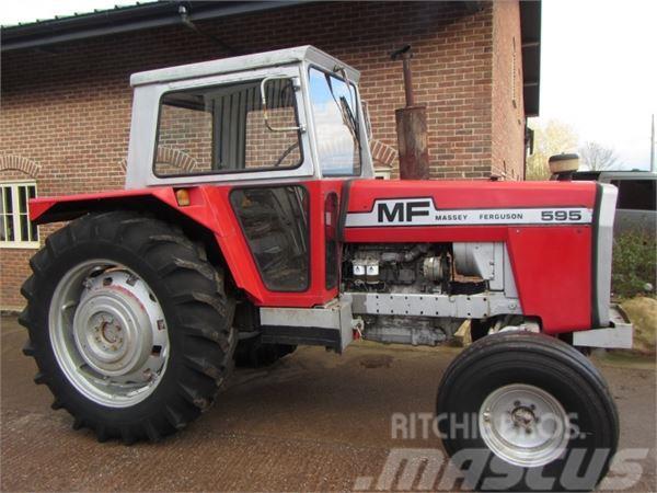 Massey Ferguson 595