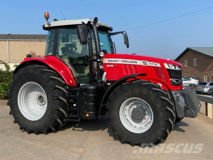 Massey Ferguson 7719S Exclusive
