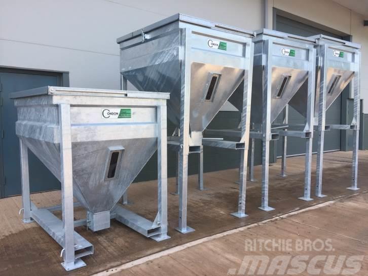 [Other] Condon Engineering 1 ton feed bin