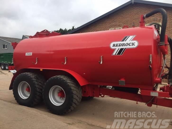 Redrock 3500 Gallon tanker