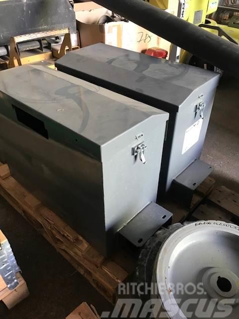 Haulotte HA 15 IP - Batterietröge