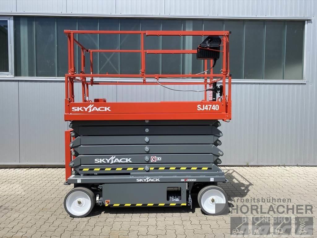 SkyJack SJ 4740