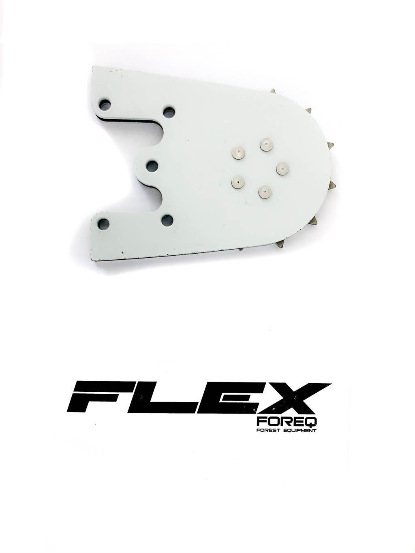 John Deere T12-1 Nosewheel 2,0mm Foreq Flex