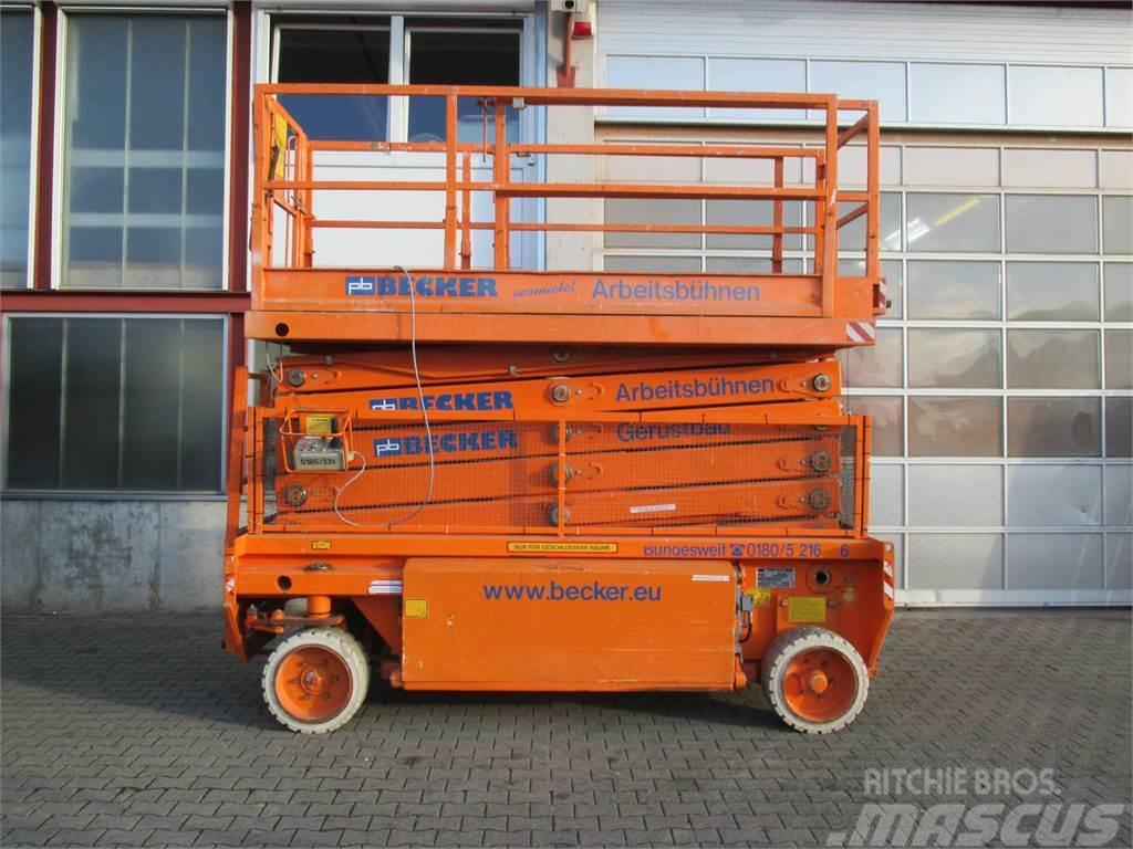 Holland Lift N 165 EL 12 (00331)