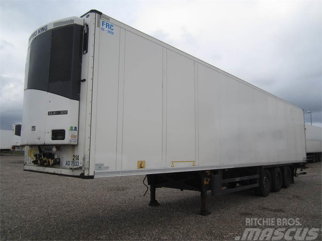 Schmitz Doppelstock SKO 24 TK SLXe 300 - Lift