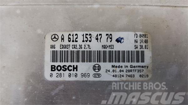 Bosch ECU MERCEDES SPRINTER