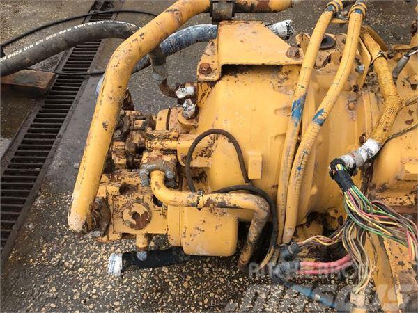 Caterpillar Torque Converter D250E; D250E II; D25D; D300D; D30