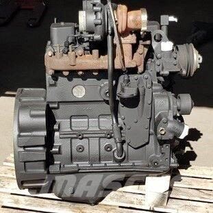 Cummins 4T-390 Case 580 SLE - Rebuild engine 4T-390