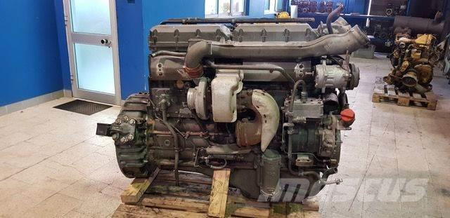 DAF XF / CF - Engines, - Mascus UK