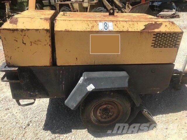 Ingersoll Rand P180WD